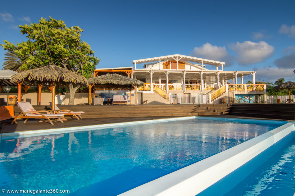 hotel soleil levant guadeloupe